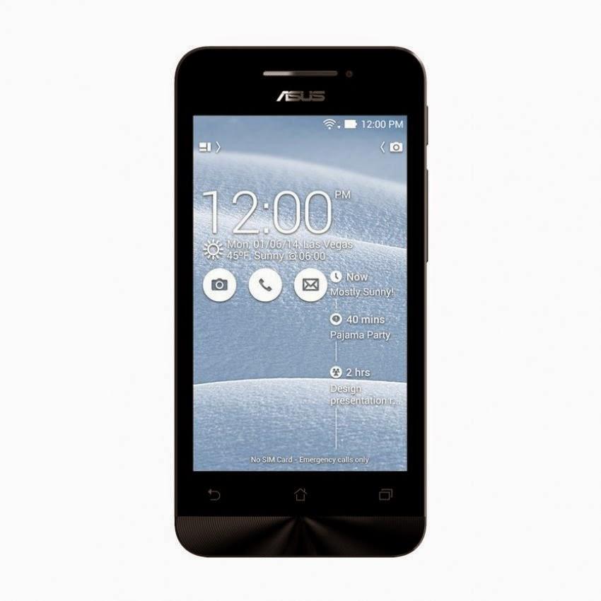 Harga Asus A400CG Zenfone 4 Intel Dual SIM