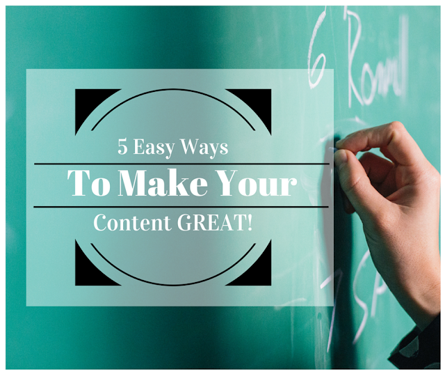 How to write great content. | Bullet Point Branding