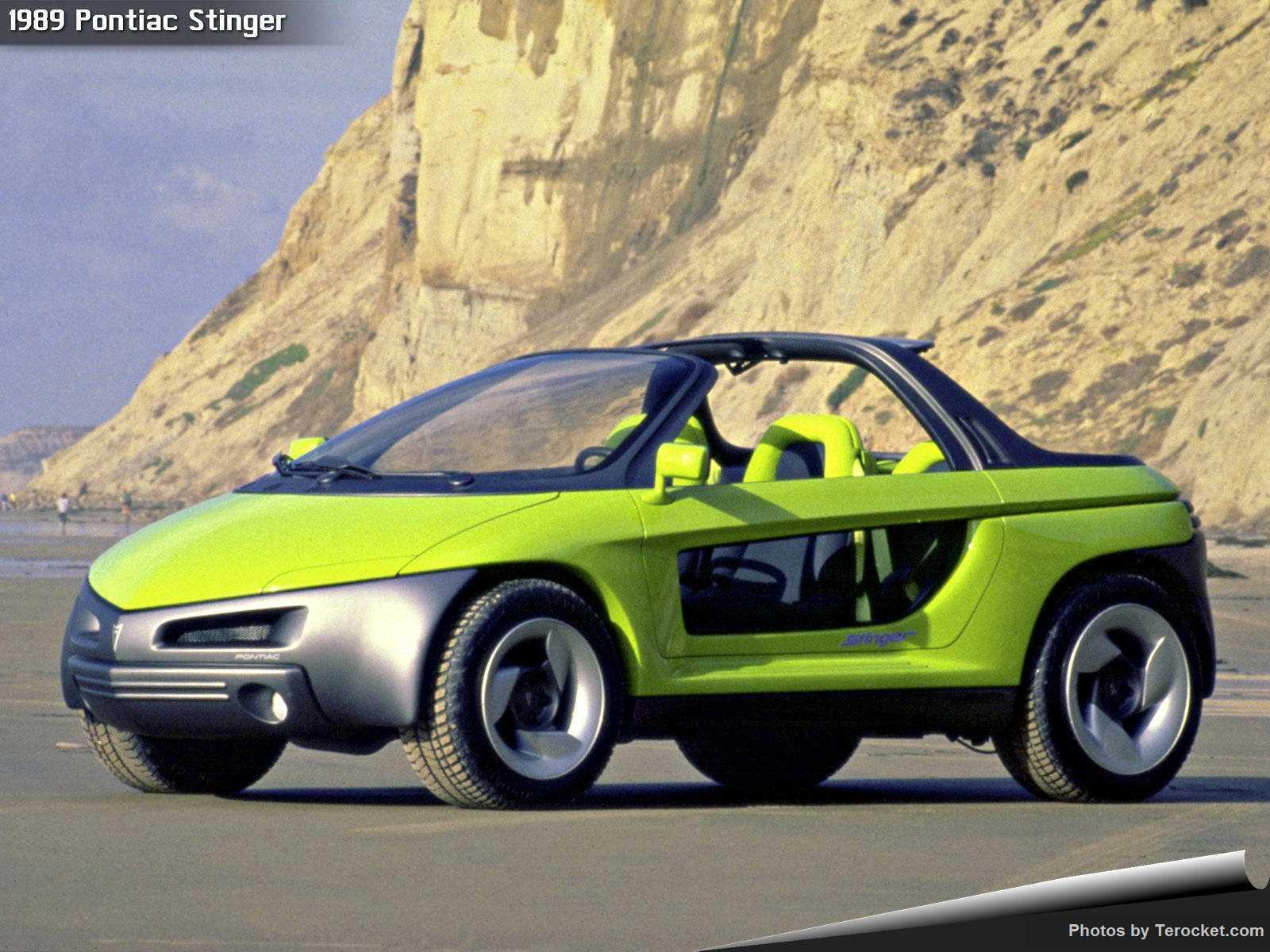 Hình ảnh xe ô tô Pontiac Stinger 1989 & nội ngoại thất