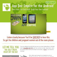 Build Your Own Android Empire With No Programming Skills
