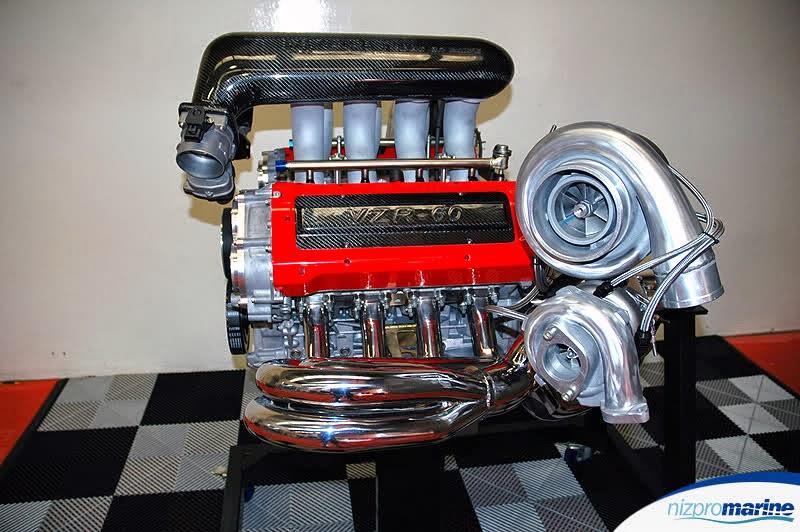 Nizpro Vzr-60 Engine