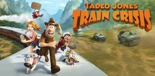 [Android] Tadeo Jones: Train Crisis Pro v1.2 Full Apk Version