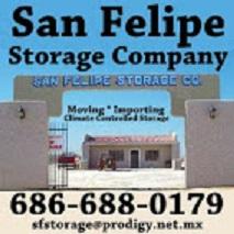 San Felipe Storage Company