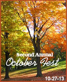 2nd Annual October Fest