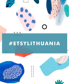 FIND US WITH #etsylithuania