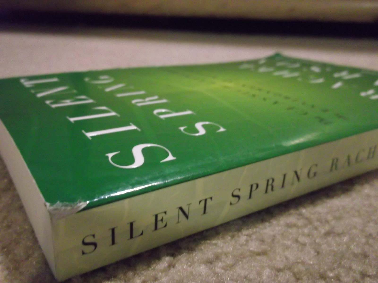 book review silent spring