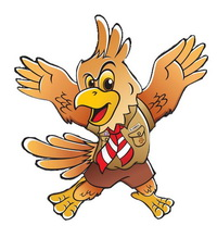 Mascot 50th Anniversary Scouting Indonesia