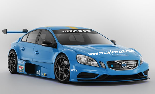 Volvo Releases New Tta Racing Car Latest Automotive News