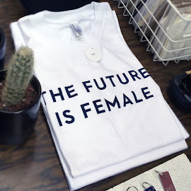 OTHERWILD | The Future is Female T from Gather Home + Lifestyle
