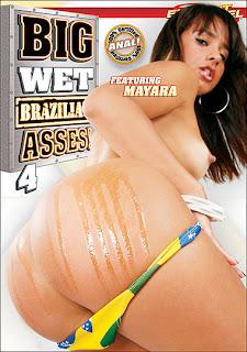 sexo Big Wet Brazilian Asses 4 online
