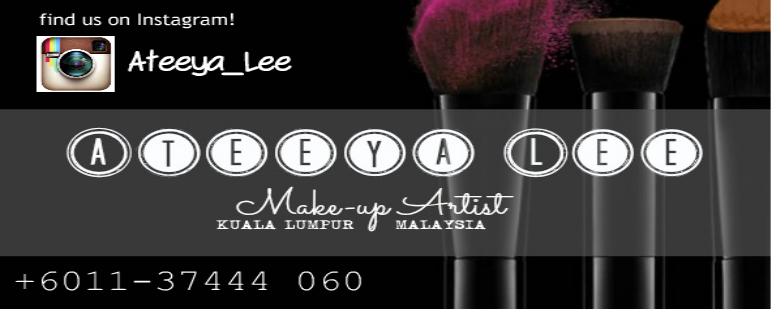 Ateeya Lee Makeup Artist