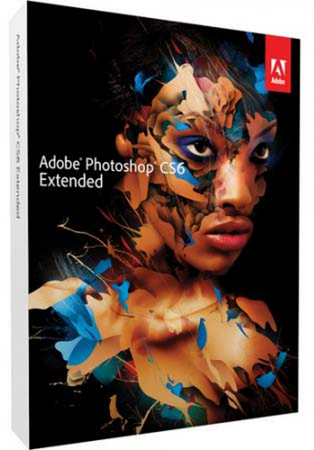 Adobe Photoshop CS6 Extended 13.0