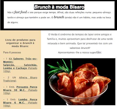 brunch bísaro