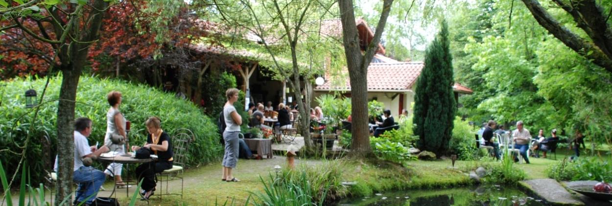 les jardins de la poterie hillen: tarifs / ouverture - opening
