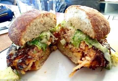 Sandwich delirio