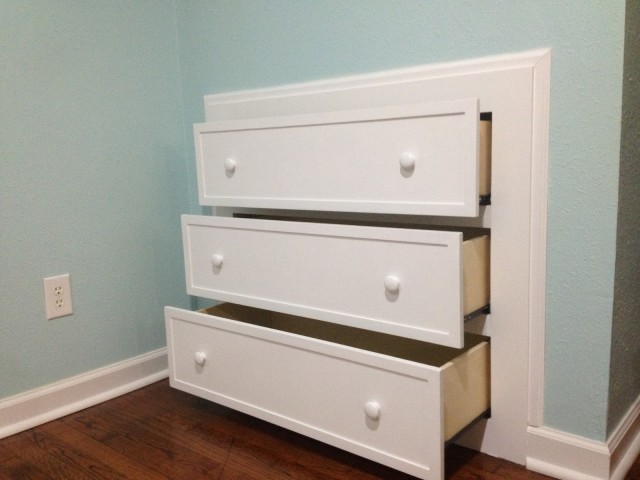 how to create a space saving dresser handy diy