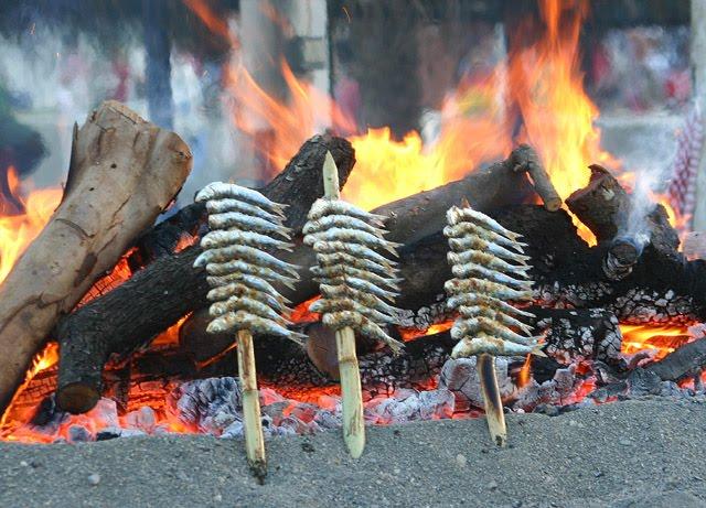 Tenho um amigo no canada este pa s as as sardi adas - Como cocinar sardinas ...