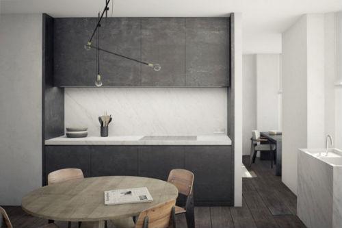 Leuchtend grau interior blog celebrating soft minimalism der architekt nicolas schuybroek - Nicolas kleine architect ...