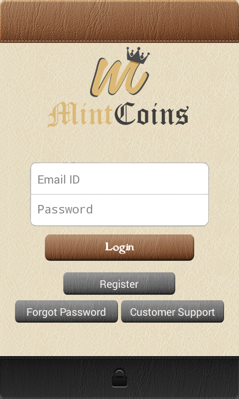 Mint Coins Android App - Make / Earn Money Online