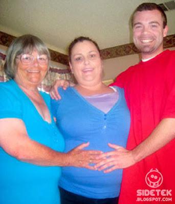Nenek 72 Tahun Pacari Cucu Sendiri dan Akan Punya Anak