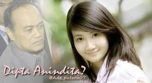 Foto, Profil dan Biodata Dipta Anindita Putri Solo 2008
