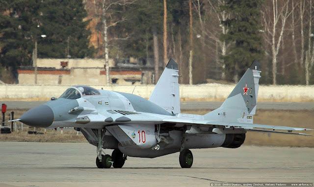 MiG-29SMT Fulcrum