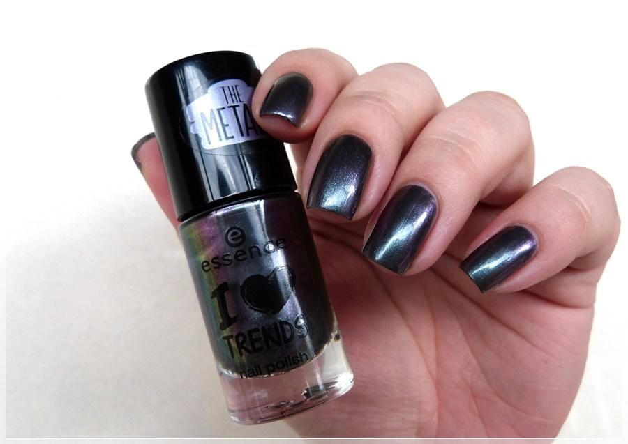 essence chrome paradise nail polish