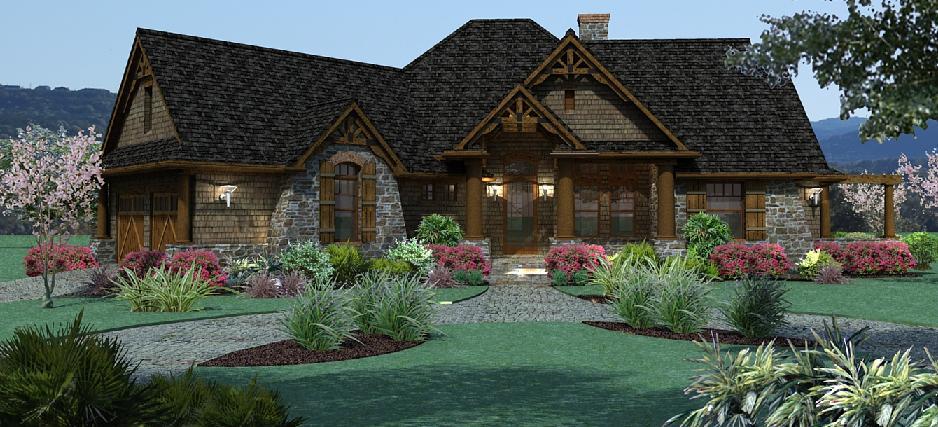 Fotos de jardin planos de casa for Planos de jardines