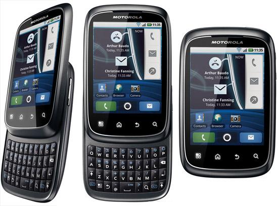Motorola Spice - Melhores Preços ~ Planetware