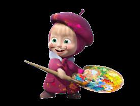 Детям о живописи