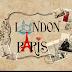 Fotolivro Londres e Paris: o amor está no ar!