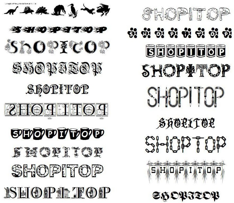 Welcome to All Entry where you can chose from Some of tattoo fonts and