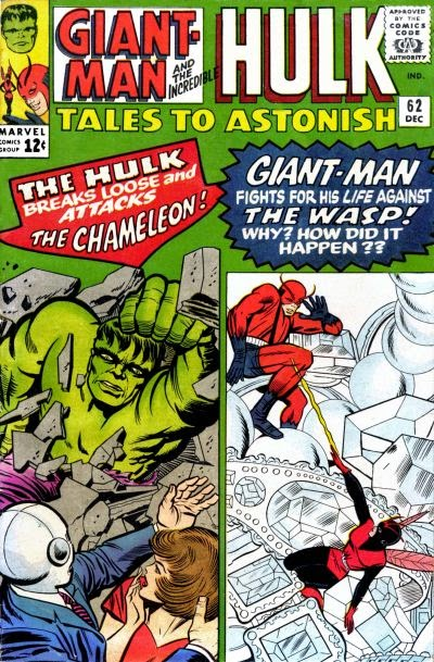 Tales to Astonish #62, The Hulk and Giant-Man