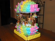 "And the Winner Is...""Faberge Peeps Egg!"""