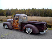 1941 Rat Rod Pick Up