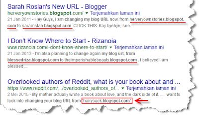 cara menemukan blog zombi