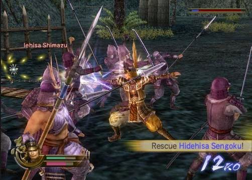 PC Games Samurai Warriors 2