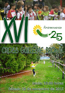 XVI Cross Guillelme Brown