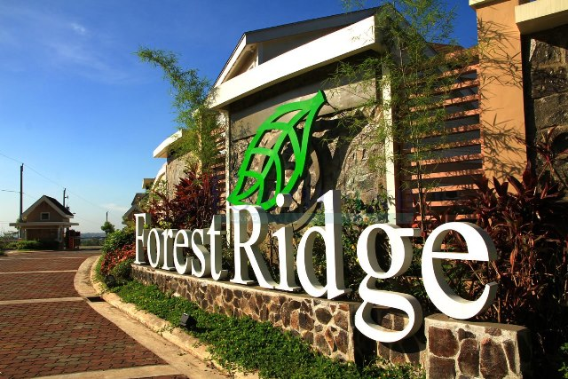 Forest ridge philippines model houses