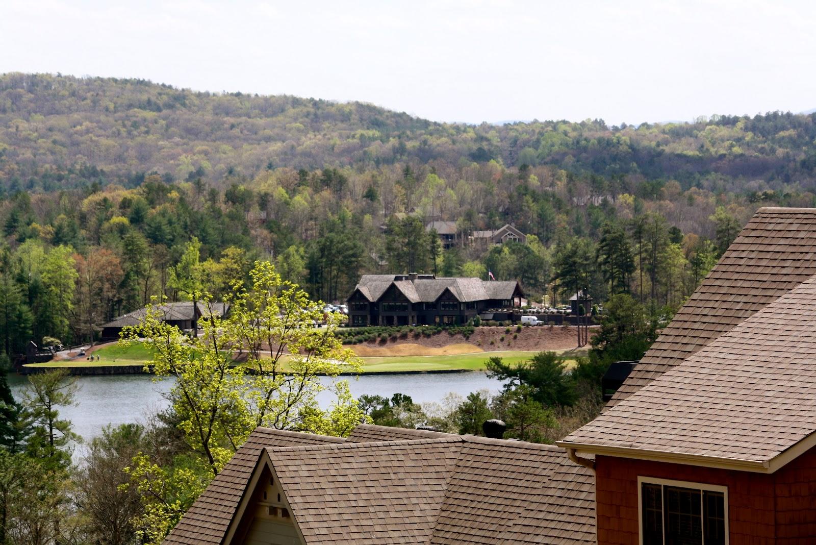 Big canoe casa evans for Big canoe