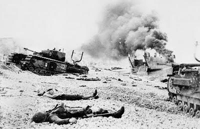 pertempuran puys di pantai normandia