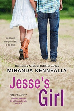 Jesse's Girl book cover