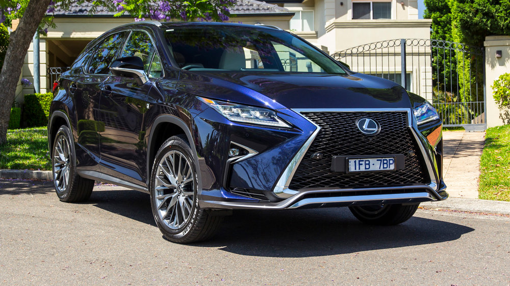 All Lexus: Lexus issues recall of 2016 Lexus RX 350 and RX 450h for