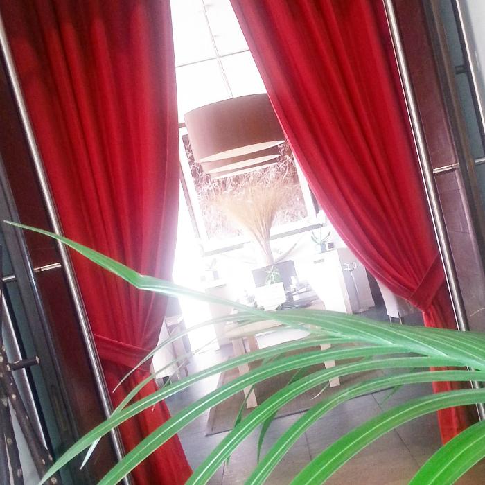 Yves Rocher Blogger Event - Restaurant Les Jardins Sauvages im La Gree des Landes Hotel