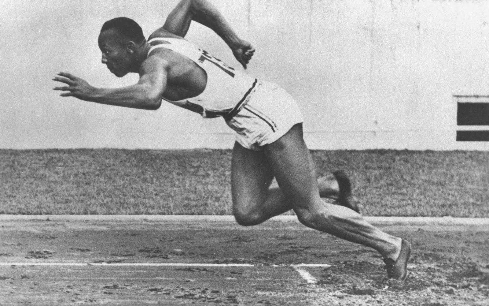 Asombroso Colorear Jesse Owens Componente - Dibujos Para Colorear En ...