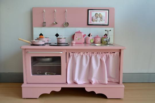 child 39 s play kitchen d i y gramkin paper studio. Black Bedroom Furniture Sets. Home Design Ideas