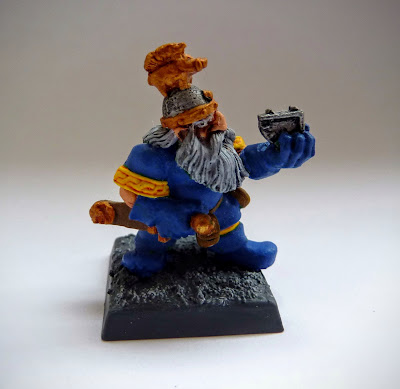 Dwarf Grudge Thrower for Warhammer Fantasy Battle
