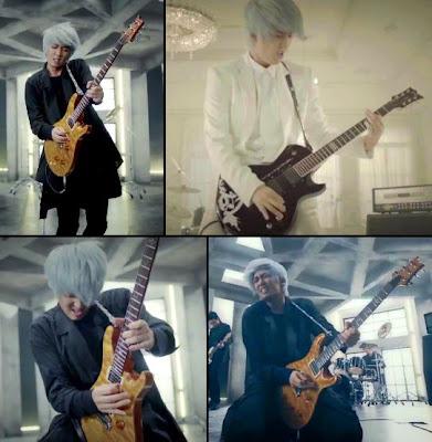TRAX Jungmo Blind guitar