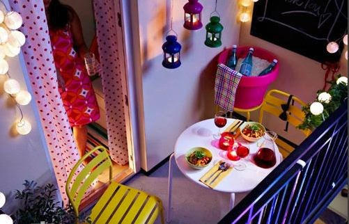 colorful balcony | Manufacturers Outdoor Furniture