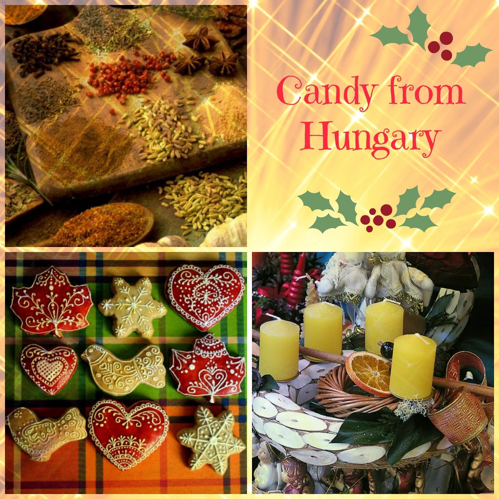 Венгерская конфета до 7 января